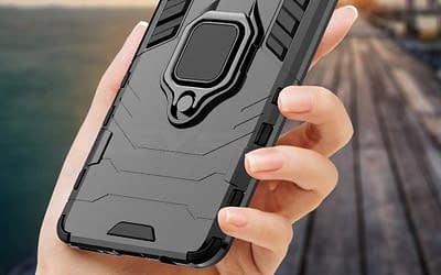 KEYSION Shockproof Case for Samsung A51 A71 A31 & More