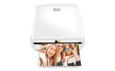 KODAK Step Wireless Mobile Photo Mini Printer