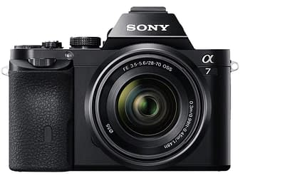 Sony ILCE7KB. CE Review – The Best Black Friday Deals