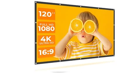 VANKYO StayTrue Projector Screen review