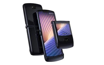 Motorola Razr 5G – The best 5G smartphone